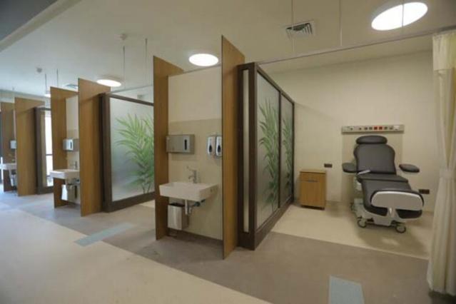 Başakşehir Şehir Hastanesi'nin ilk etabı hizmete alındı