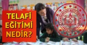 Telafi eğitimi nedir nasıl olur? Okullar yazın açılacak mı? MEB Bakanı Ziya Selçuk'tan açıklama