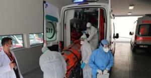Emrullah Gülüşken ve üç çocuğu, Ankara Şehir Hastanesi'ne getirildi