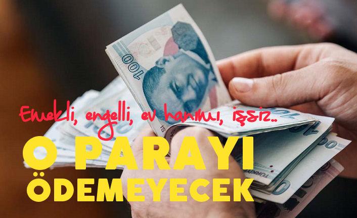 Emekli, ev hanımı, işsizler o parayı ödemeyecek! Kimler emlak vergisinden muaf?