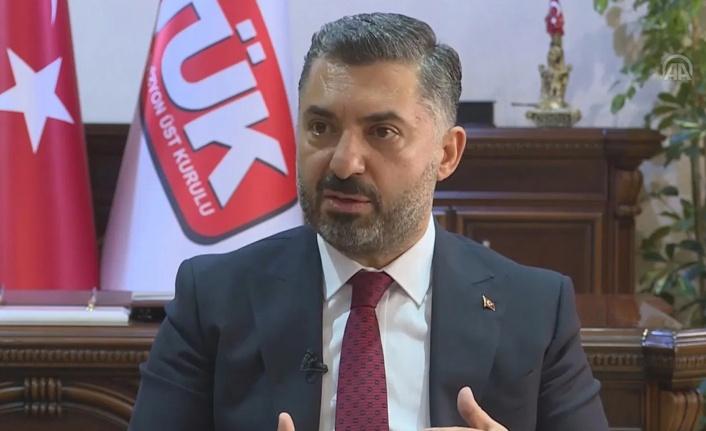 RTÜK'ten Muhalif Kanallara Ceza Üstüne Ceza!