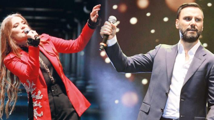 Star TV'de canlı yayınlanacak Demet Akalın ve Alişan'la programı başlıyor!
