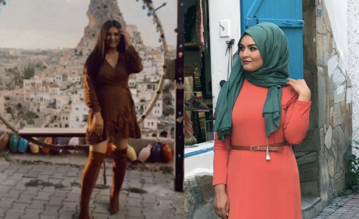 İzdivaç ünlü gelin adayı Hanife Gürdal giydiği elbise ile bomba etkisi yaptı!