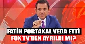 Fatih Portakal Fox'dan ayrıldı! Fox Tv ana haber sunucusu Fatih Portakal kimdir?