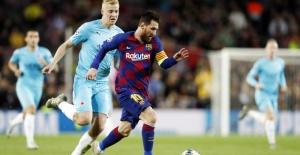 Messi Barcelona'dan ayrılıyor mu? Messi'nin yeni takım belli oldu!
