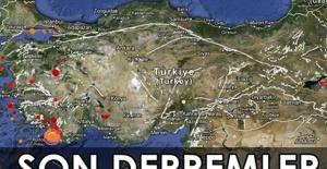 Marmara ve Ege bölgesinde şiddetli deprem!...
