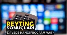 Reyting sonuçları açıklandı! 04 Haziran 2020 hangi programlar zirveye yerleşti?